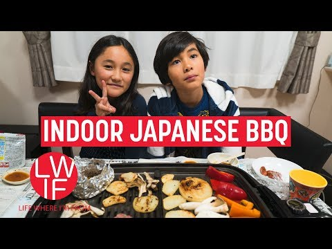 What an Indoor Japanese BBQ is Like