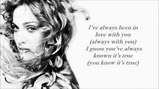 Madonna - Take a Bow (1994) with Lyrics