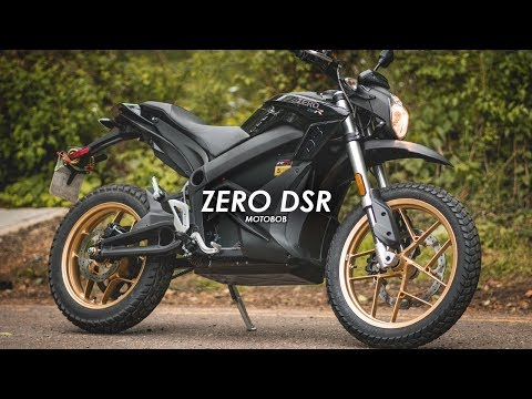 2019 Zero DSR Electric Motorcycle First Ride Review