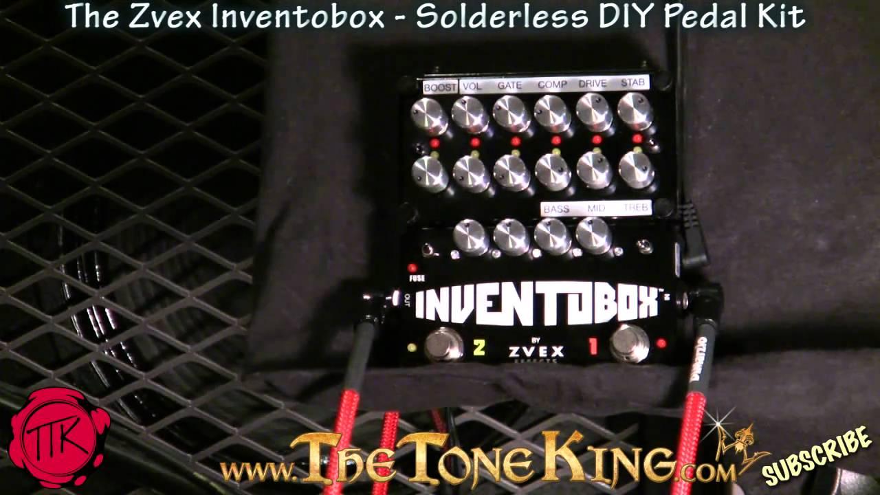 Zvex inventobox do it yourself diy pedal kit byoc 30 pedals day 14 zvex inventobox do it yourself diy pedal kit byoc 30 pedals day 14 winter namm 2011 11 fuzz factory solutioingenieria Choice Image