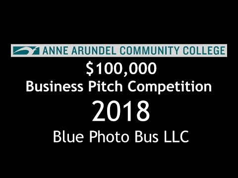 $100,000 Business Pitch Competition 2018 – Blue Photo Bus LLC