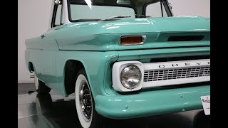 1966 Chevrolet C-10 - Vintage Motorcars - Sun Prairie, WI