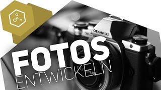 Wie werden Fotos entwickelt?