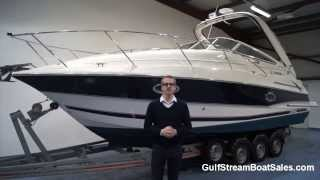 Doral Monticello For Sale UK -- Water Test and Walk Through by GulfStream Boat Sales