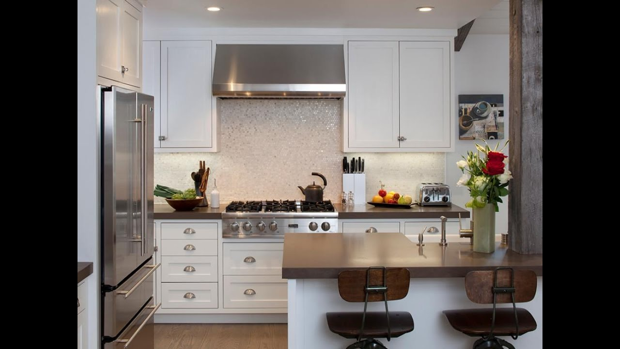 Small House Kitchen Design Pictures - YouTube