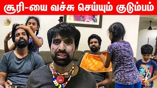 Full Video: Soori Funny Buffoon Makeup | Soori Funny Makeup - 04-04-2020 Tamil Cinema News