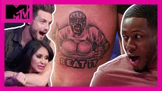 Will This 'sick' Tattoo Tear These Friends Apart? | How Far Is Tattoo Far? | Mtv