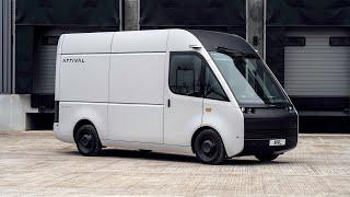 Inside the Van | Arrival Van Walkthrough | ARRIVAL