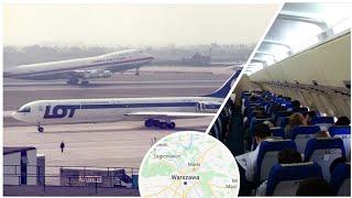 Największa katastrofa lotnicza w Polsce