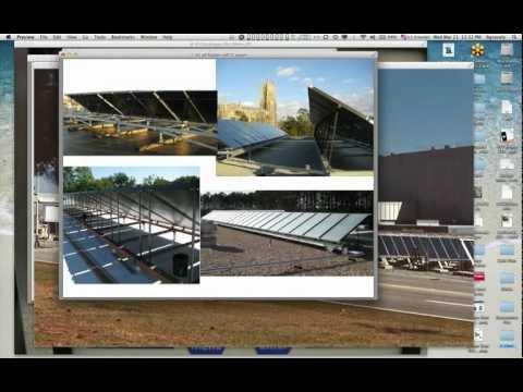 Dr. Ben's Solar Thermal Webinar - Episode One