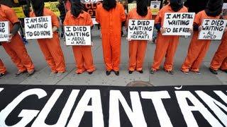 Hunger Strike At Gitmo