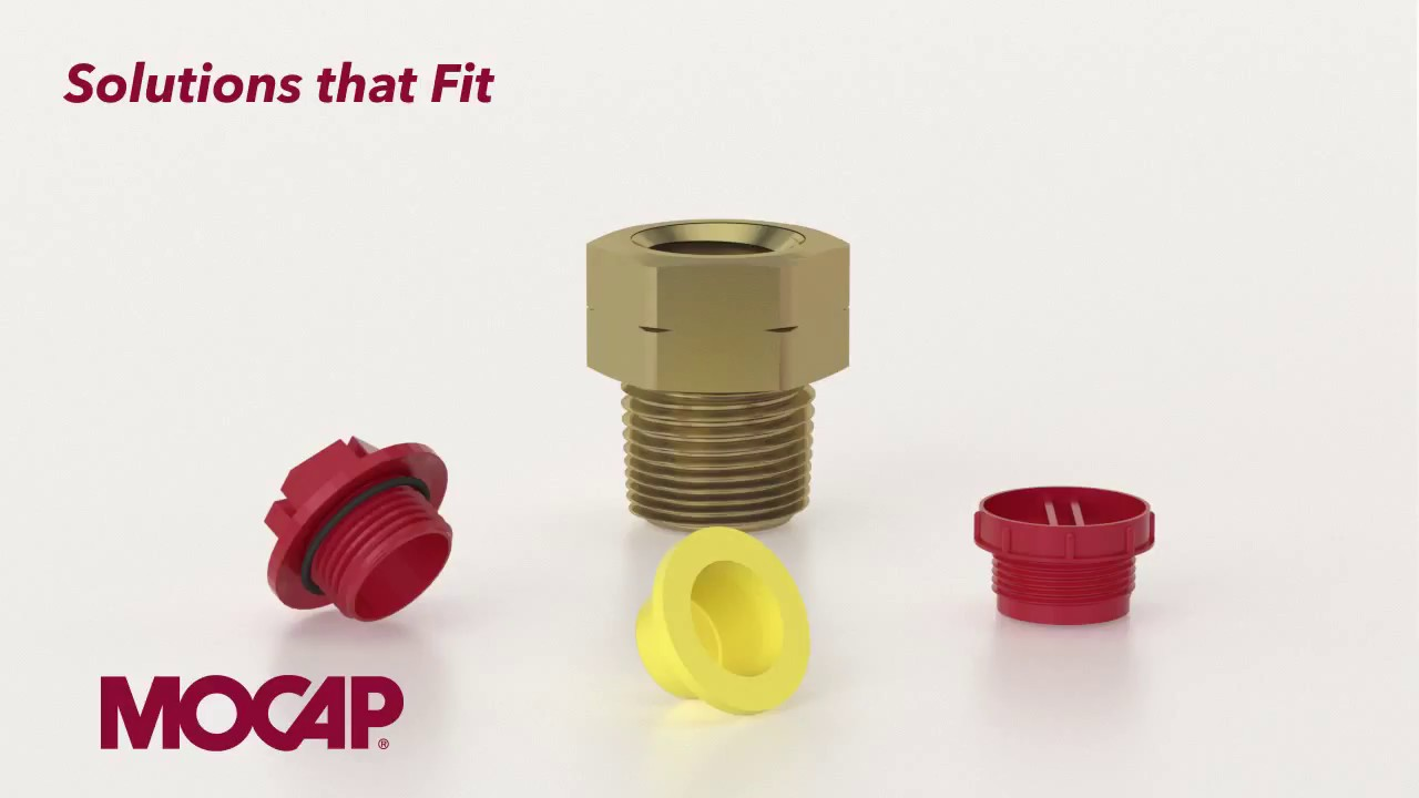 MOCAP, Manufacturer of Quality Plastic and Rubber Caps and Plugs for