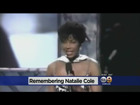 Music Legend Natalie Cole Dead At 65