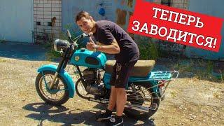 Как УЛУЧШИТЬ ЗАВОДКУ вашего мотоцикла ВОСХОД и МИНСК! (6V зажигание) 😉
