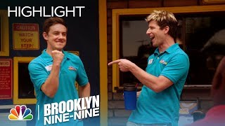 Brooklyn Nine-Nine - Jake Peralta Gives Out Nicknames (Episode Highlight)