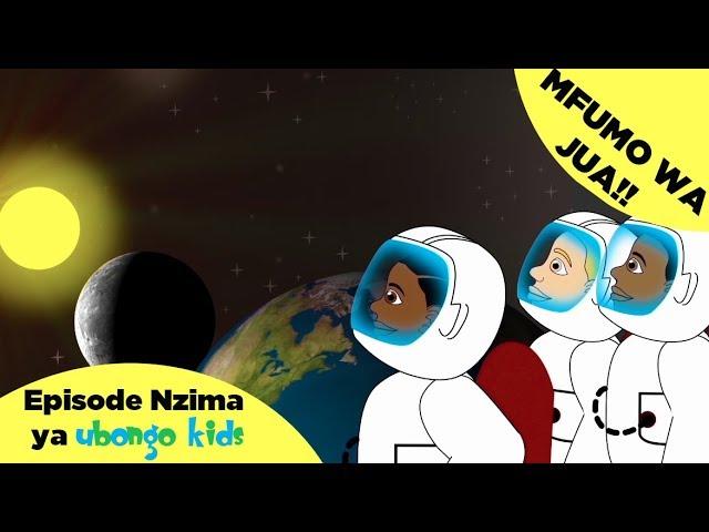 Ubongo  Kids Webisode 43 - Mfumo wa Jua | Katuni za Kiswahili