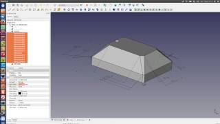 Freecad Quick Tip: Projecting Dimensions On A Drawing Page