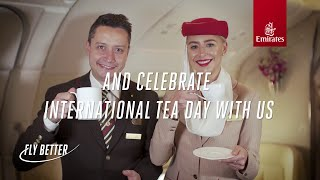 International Tea Day | Emirates Airline