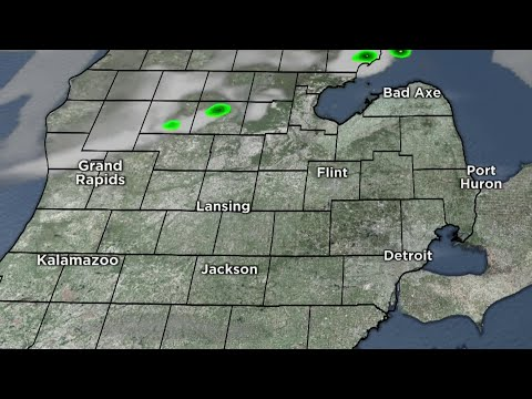 Metro Detroit weather forecast for July 5, 2021 -- 7 a.m. Update