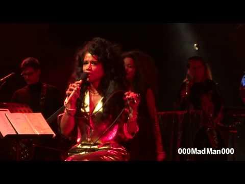 Kelis - Get Along & Good Stuff & Glow - HD Live at Gaite Lyrique, Paris (12 May 2014)
