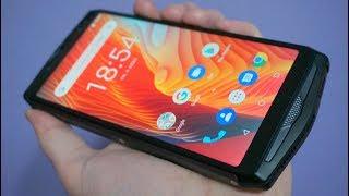 Смартфон, который удивил!! Топ в плане автономности. Ulefone Power 5s
