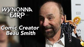 Wynonna Earp - Comic Creator Beau Smith