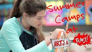 Gambar cover Art's A Blast Summer Camps