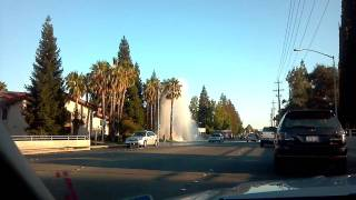 Fire hydrant crash! Roseville, CA