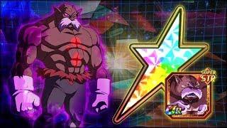 Download Video 100% RAINBOW STAR GOD OF DESTRUCTION TOPPO SHOWCASE! (DBZ: Dokkan Battle) MP3 3GP MP4