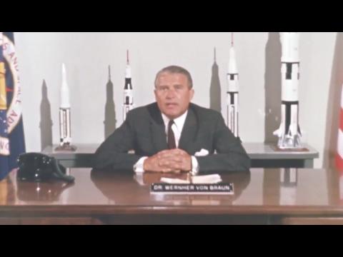 Dr Wernher von Braun's Statement on Equal Employment Opportunity