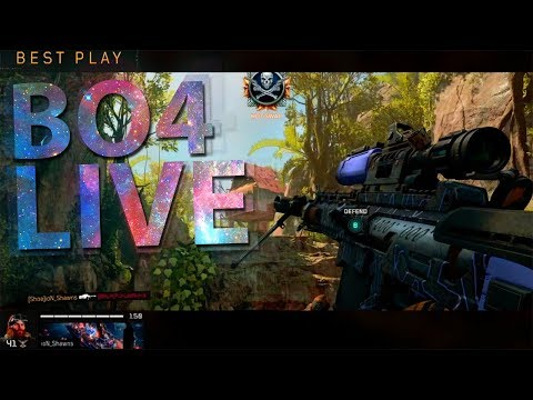 BO4 S&D Trickshotting LIVE! - Donate Here:
