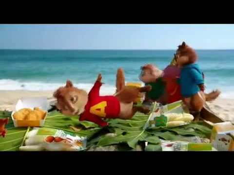 Alvin The Chipmunks Chipwrecked Happy Meal Toy Tv Commercial Mcdonald S Youtube