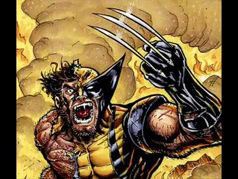 Hulk vs Wolverine Tribute