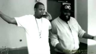"The Making Of ""Free Mason"" With Rick Ross & Jay-Z"