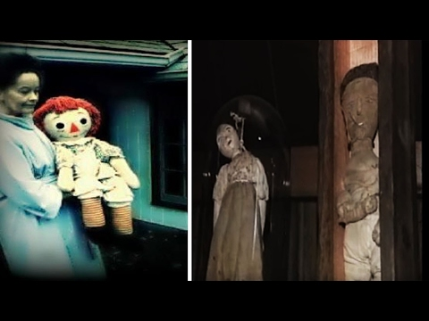 5 Horrifying Objects In Ed & Lorraine Warren's Occult Museum - The Real Annabelle Doll