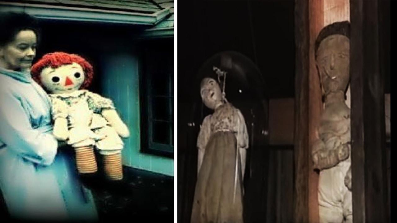 5 horrifying objects in