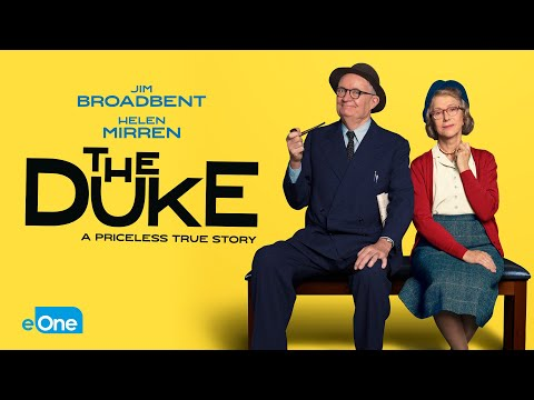 Download THE DUKE   Official Trailer HD   eOne Films
