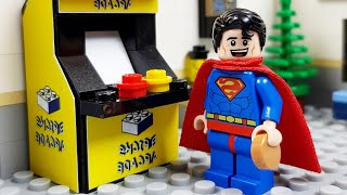 Game | Lego Arcade Game Superman s Day Off | Lego Arcade Game Superman s Day Off