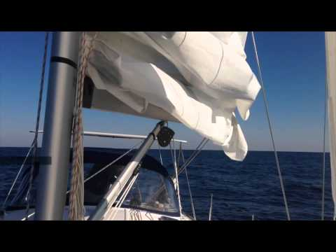 Reefing with a Dutchman System