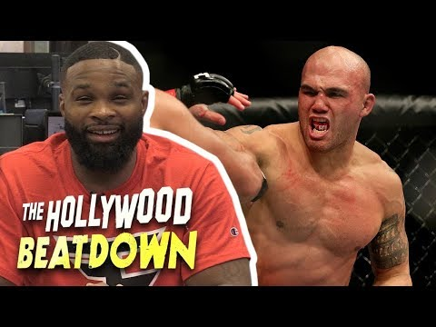 UFC's Tyron Woodley Gunning for Fight In August ... But There's a Catch