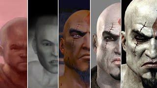 Historia completa de Kratos (Ascension, Chains of Olympus, 1, Ghost of Sparta, 2 y 3)