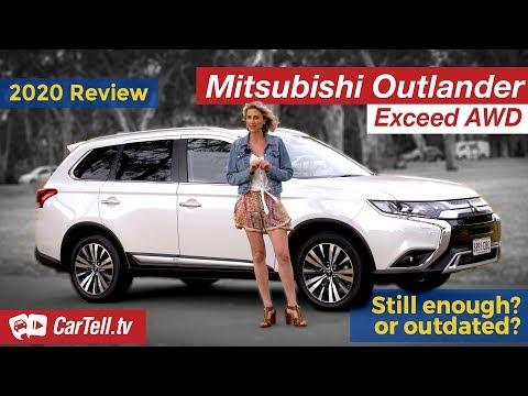2020 Mitsubishi Outlander Review | Australia