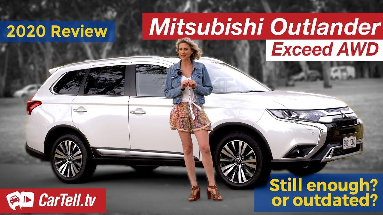 2020 Mitsubishi Outlander Review Australia Youtube