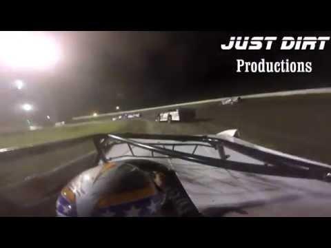 Bobby Jordan Topless At Greenville Speedway Gumbo Nationals