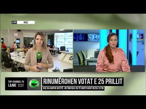 Top Channel/ Rinumërohen votat e 25 prillit! KQZ ka hapur kutitët, hetimi nuk ndryshon rezultatin