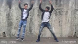 NexXthursday- Sway ft. Caleon fox &amp Krow Official Dance Video ycg__shyn