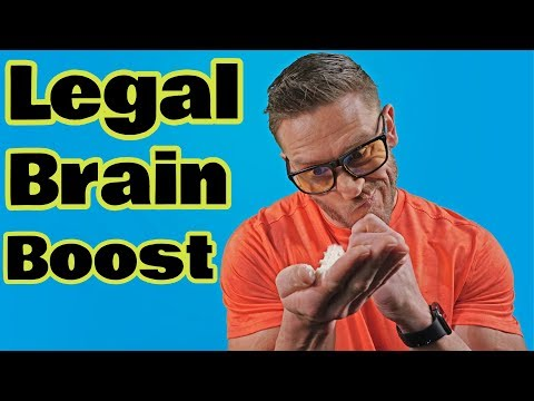 Creatine Vs. Brain Function | How To Boost IQ With Creatine (Legal Nootropic)- Thomas DeLauer