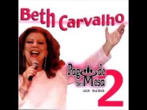 Beth Carvalho - Pagode de Mesa 2 Ao Vivo (Completo)