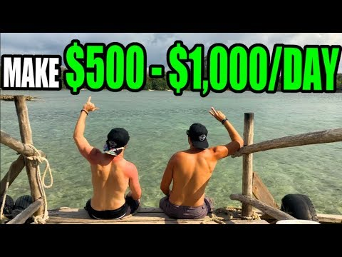 AFFILIATE MARKETING SECRETS TO MAKE $500-1,000 PER DAY – How To Make Money Online Working From Home
