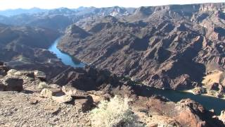 Raw video of Colorado River Overlook